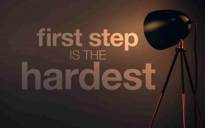 The hardest step